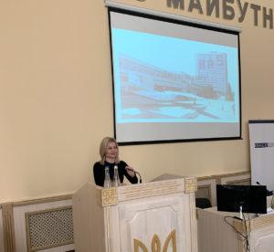 Представниця факультету взяла участь у міжнародній конференції