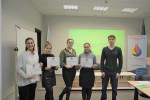 Студенти Факультету міжнародних відносин НАУ взяли участь у науково-практичному заході для студентства «Молодіжний Давос»