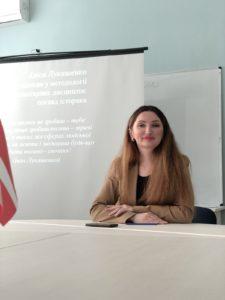 Науково-методичний семінар професора кафедри сходознавства