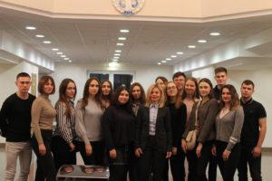 Студенти Факультету міжнародних відносин НАУ взяли участь у workshop Конституційного Суду України у рамках Всеукраїнського тижню права