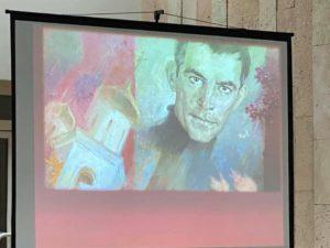 Вечір пам'яті полум'яного патріота України, поета Василя Стуса на Факультеті міжнародних відносин НАУ