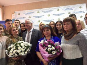 Студенти спеціальності «Міжнародне право» відвідали захід Всеукраїнський круглий стіл «Права людини: здобутки, проблеми та перспективи»