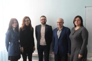 «Лікарі без кордонів» на факультеті міжнародних відносин НАУ