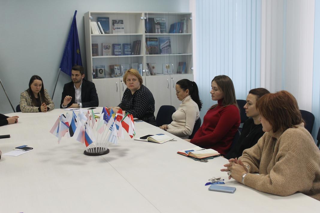Перспективи українсько-турецької співпраці Факультету Міжнародних Відносин НАУ: Проект академічного і наукового співробітництва Турції (TABIP)