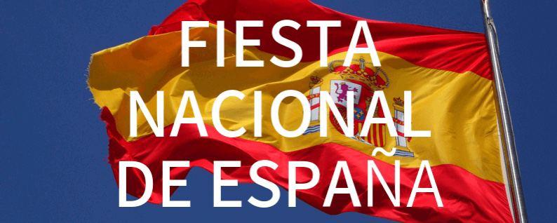 Факультет міжнародних відносин НАУ привітав Посольство Іспанії в Україні з Національним святом Іспанії – la Fiest Nacional de España