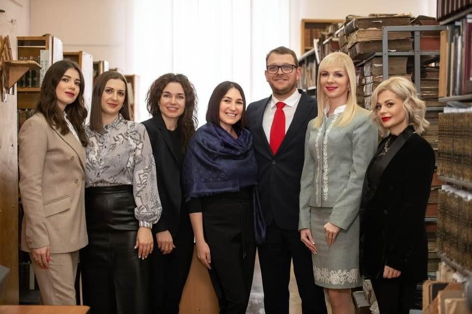Науковці факультету міжнародних відносин НАУ долучилися до Всеукраїнського проєкту «Жінки в науці»
