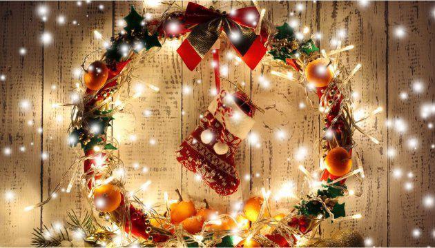 Шановні студенти Факультету міжнародних відносин, відчуваєте наближення Різдва та Нового Року?