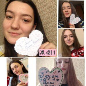 Листівки-валентинки від студентів-журналістів
