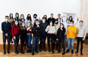 Майстер-клас від Офісу Віцепрем'єрки з питань європейської та євроатлантичної інтеграції