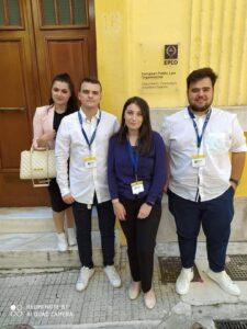 Студент ФМВ пройшов стажування в Європейській організації  публічного права