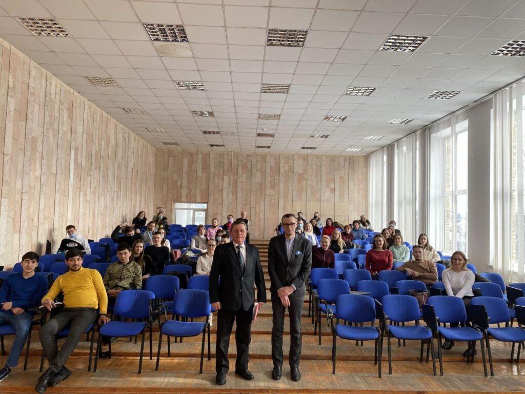 (Українська) Візит першого заступника голови Державного агентства розвитку туризму