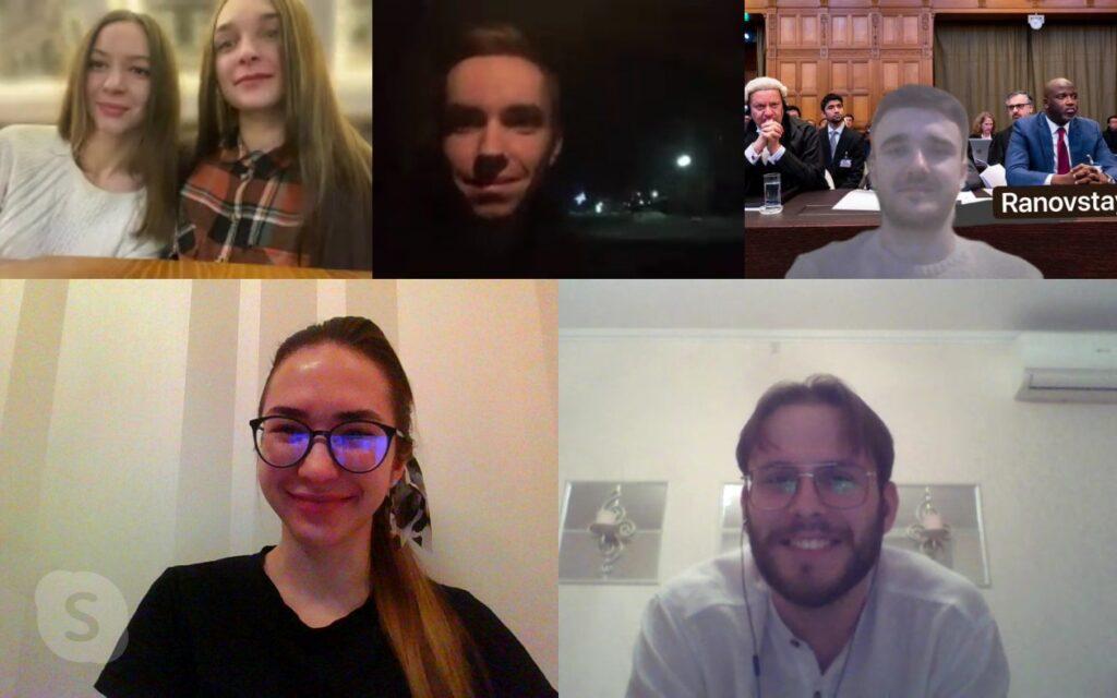 (Українська) Команда студентів ФМВ посіла 3 місце у національних раундах судових дебатів ім. Філіпа Джессапа