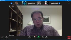 Онлайн-зустріч з Надзвичайним і Повноважним Послом України в Японії
