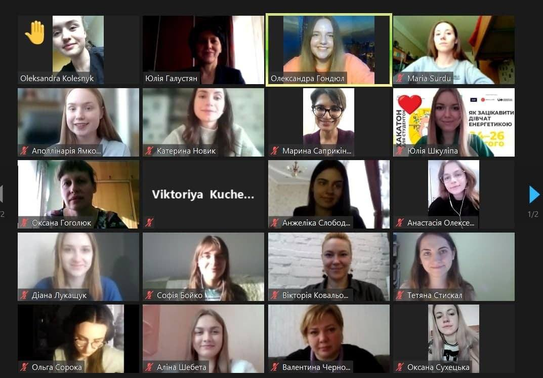 Студентка першого курсу спеціальності «Реклама та зв'язки з громадськістю» Аполлінарія Ямкова посіла 1 місце у Всеукраїнському онлайн-хакатоні
