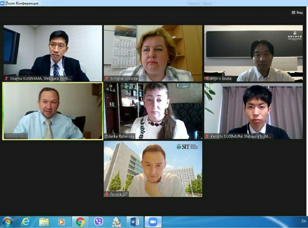 Факультет міжнародних відносин розпочав співпрацю з японськими партнерами
