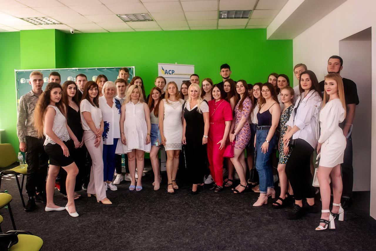 Студенти факультету міжнародних відносин НАУ відвідали лекцію «Молодь обирає закон»