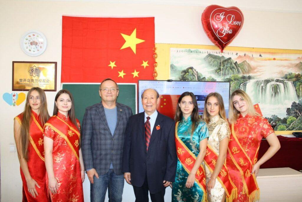 Урочистості до 72-ої річниці незалежності КНР